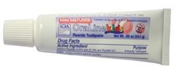 Picture of ORALINE BB ADA TOOTHPASTE