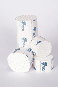 Picture of COTTON ROLLS-#2 NONSTERILE