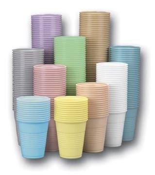 Picture of Crosstex 5 oz. Plastic Cups