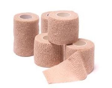 Picture of COHESIVE BANDAGE 3 X 5 TAN