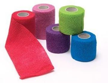 Picture of COHESIVE BANDAGES 2X5