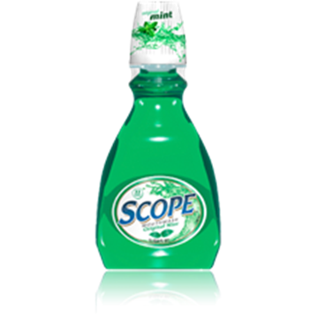 Picture of P&G SCOPE MOUTHWASH
