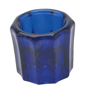 Picture of INTEGRA MILTEX GLASS  DAPPEN DISH-BLUE