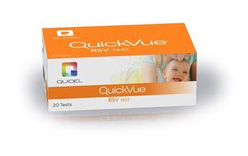 Picture of QUIDEL QUICKVUE RSV TEST