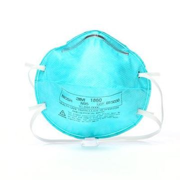 Picture of HEALTHCARE RESPIRATOR SURGICAL MASK