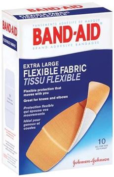 """Picture of J&J BAND-AID STRIPS 3/4"""" X 3"""""""
