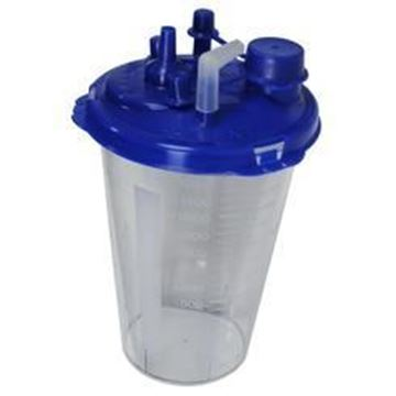 Picture of ALLEG 1200 CC SUCTION CANISTERS