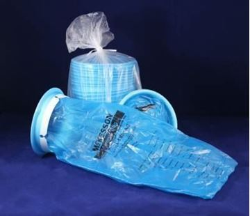 Picture of EMESIS BAGS-BLUE