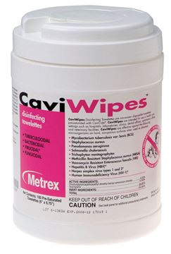 Picture of METREX  X-LG CAVIWIPES