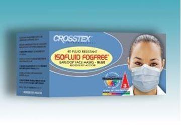 Picture of CROSSTEX ISOFLUID FOGFEE FACEMASK