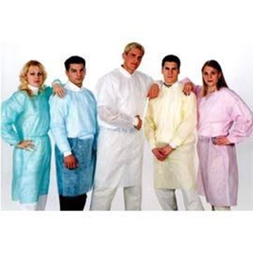 Picture of VALUE MAX ISOLATION GOWNS-PK