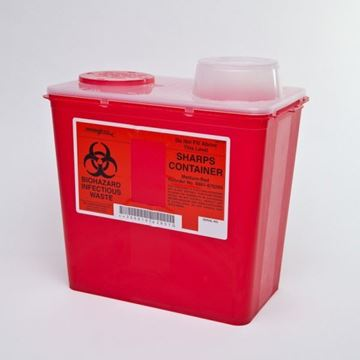 Picture of SHARPS CONTAINERS-8QT