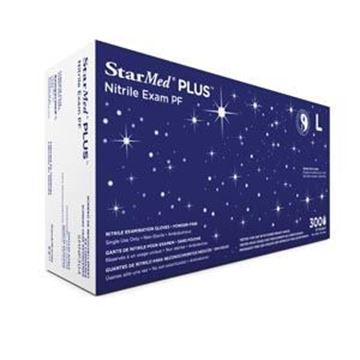 Picture of STAR MED ROSE NITR-SMALL