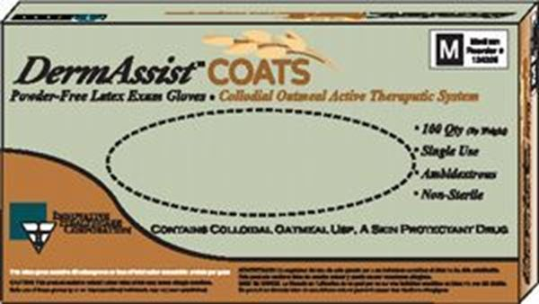 Picture of IHC DERMASSIST COATS X-SMALL