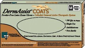 Picture of IHC DERMASSIST COATS MEDIUM