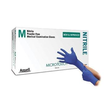 Picture of MICROTOUCH SURG GLOVES 6.5