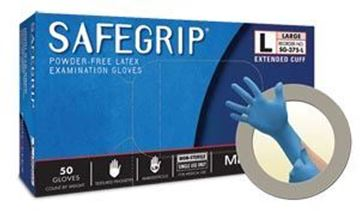 Picture of SAFEGRIP P/F LATEX-LARGE