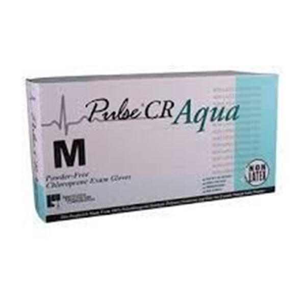 Picture of PULSE CR AQUA NITRILE- MEDIUM