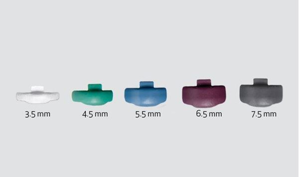 Picture of CONTACTPRO SMARTBAND REFILL PACTS- SIZE 7.5MM, UNCOATED
