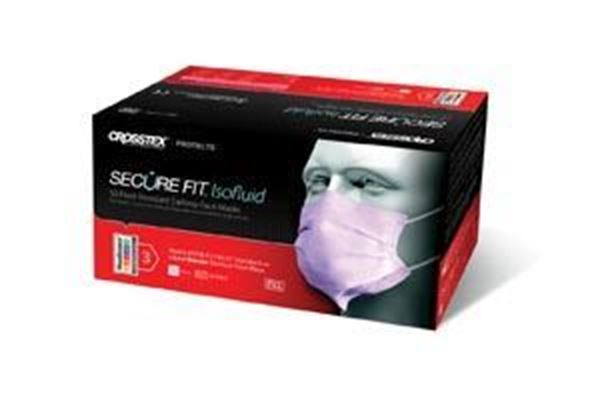 Picture of CROSSTEX SECUREFIT MASK- PINK