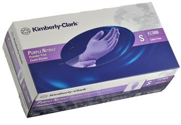 Picture of KC STERLING NITRILE EXAM SM