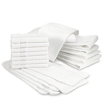 Picture of WASH CLOTH WHITE