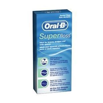 Picture of P&G ORAL B SUPERFLOSS