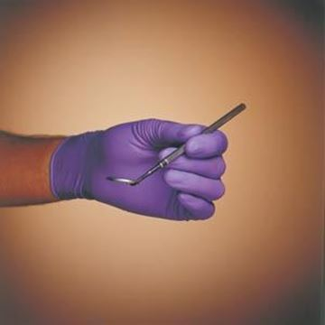 Picture of KC SAFESKIN PURPLE NITRILE-SM