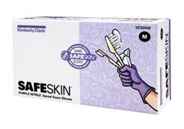 Picture of KC SAFESKIN PURPLE NITRILE MED