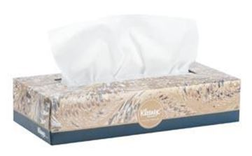 Picture of KLEENEX TISSUE-125CT