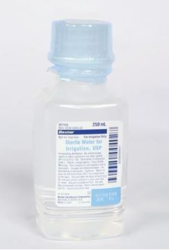 Picture of STERILE WATER FOR IRRIGATION-BOTTLES