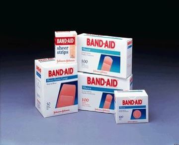 Picture of BAND-AID EX-LARGE SHEER