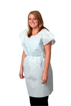 Picture of PRO ADVANTAGE EXAM GOWNS 30 X 42