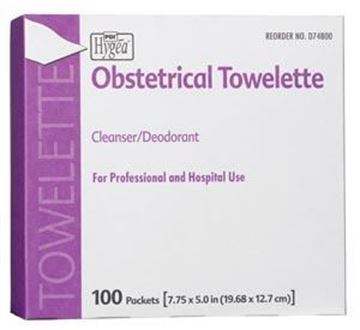 Picture of PDI HYGEA@OBSTETRICAL TOWEL