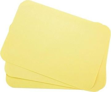 Picture of YELLOW TRAY COVERS 8.5 X 12.25