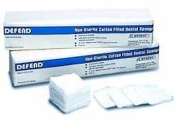 Picture of DEFEND COTTON FILLED GAUZE