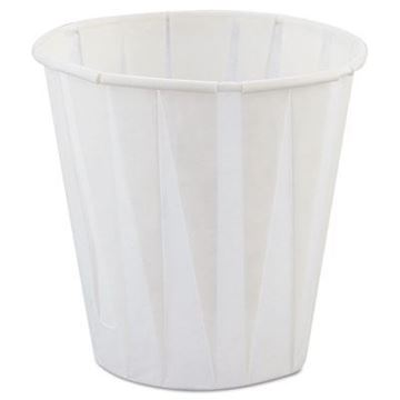 Picture of DRINKING CUPS 3.5 OZ WHITE