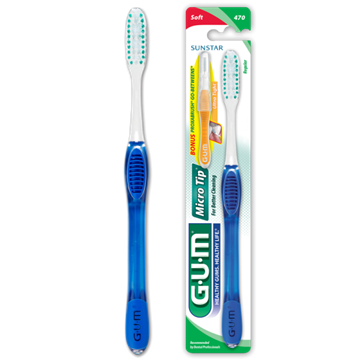 Picture of Micro Tip Toothbrushes
