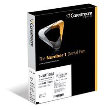 Picture of KODAK T-MAT G/RA DENTAL FILM