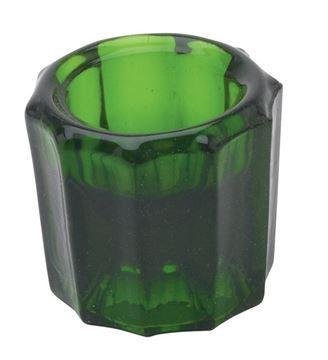 Picture of INTEGRA MILTEX GLASS DAPPEN DISH-GREEN