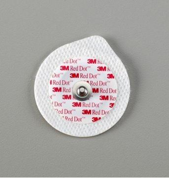 Picture of 3M RED DOT SOFT CLOTH ELECTRODES
