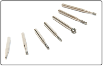 Picture of QUALA ROUND CARBIDE BURS