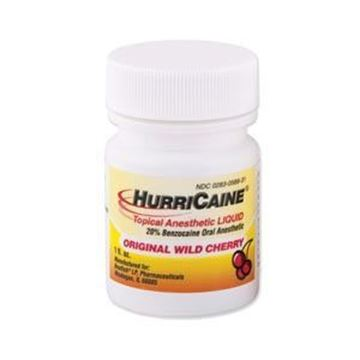 Picture of HURRICAINE TOPICAL GEL-WILD CHERRY