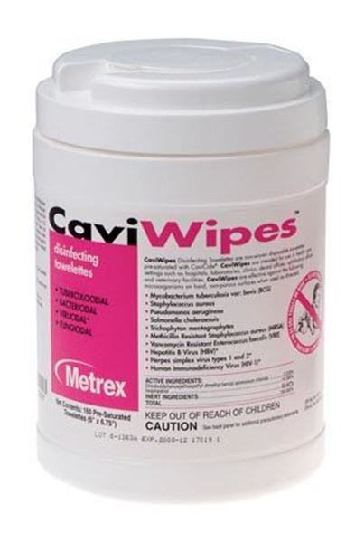 Picture of METEX CAVIWIPES