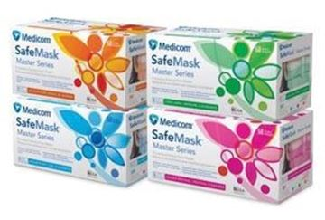 Picture of MEDICOM SAFE +MASK AUGUST SKY