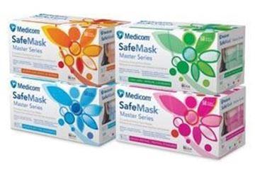 Picture of MEDICOM SAFE +MASK AUGUST SKY