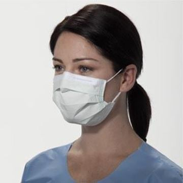 Picture of TECNOL PROC FACE MASK-GRN