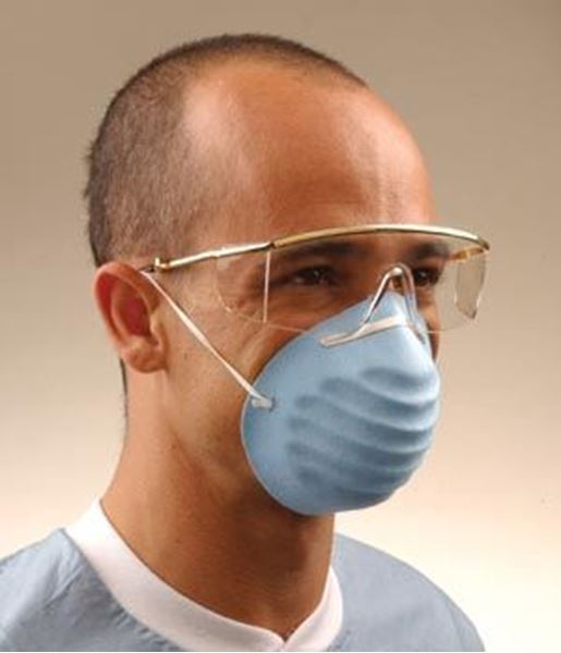 Picture of CROSSTEX SURGICAL MOLDED MASK