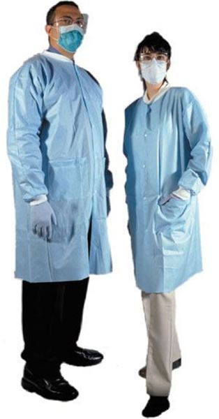 AMD-RITMED MED LAB COATS / TRM Health Supplies
