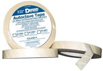 "Picture of DEFEND AUTOCLAVE TAPE3/4"" X 60"